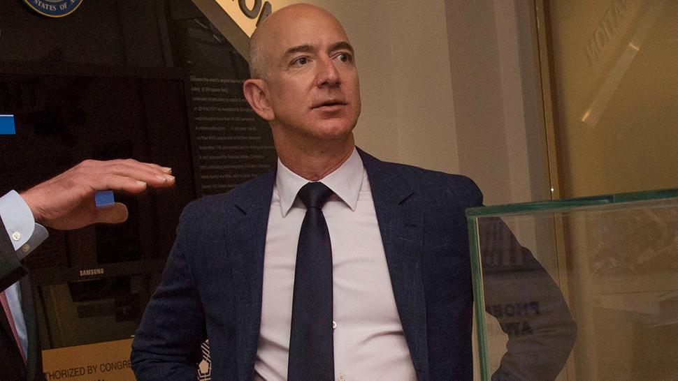 Najbogatszy człowiek świata oskarża o szantaż brukowiec